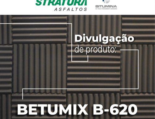 Divulgación del Producto: BETUMIX B-620