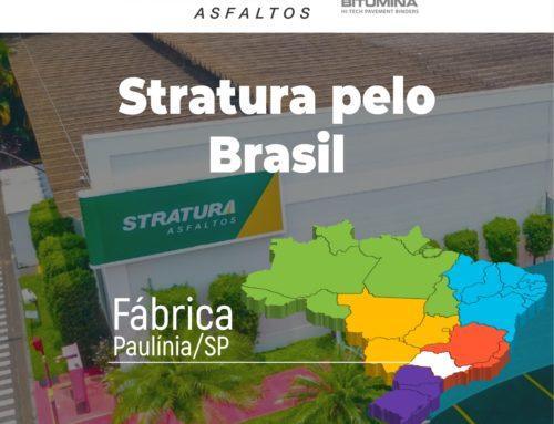 Stratura for Brazil!