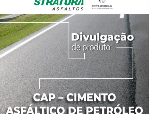 Product Disclosure: CAP – Petroleum Asphalt Cement