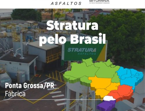 Stratura for Brazil! – Ponta Grossa Unit / PR
