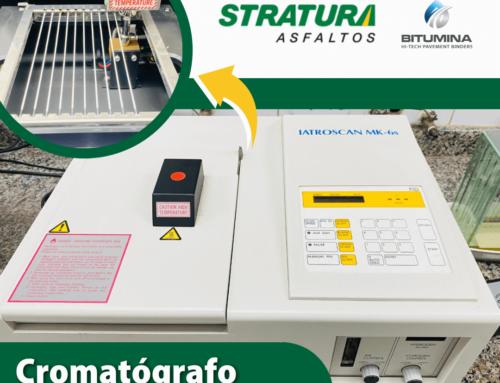Cromatógrafo Iatroscan MK-6s